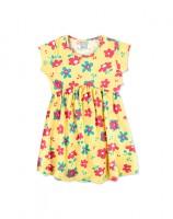 Imagem - Vestido Infantil Feminino Hering Kids Estampado 59751k00  - 051578