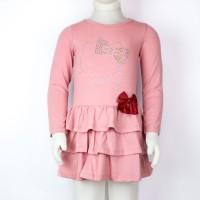 Imagem - Vestido Infantil Hello Kitty 0501.86733  - 048003