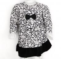 Imagem - Vestido Infantil Hello Kitty Plush 0550.87107  - 048926