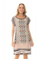 Imagem - Vestido Feminino Recco Crepe 09608  - 051737