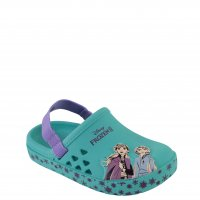 Imagem - Babuche Infantil Grendene Kids Disney Team Frozen Menina 22181  - 060263