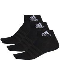 Imagem - Kit 3 Pares Meia Adidas Ankle Dz9434  - 060086