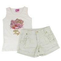 Imagem - Conjunto Infantil Hello Kitty Menina 1206.86980  - 044830
