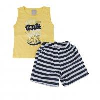 Imagem - Conjunto Infantil Hering Kids Menino C99hhzse1h  - 046359