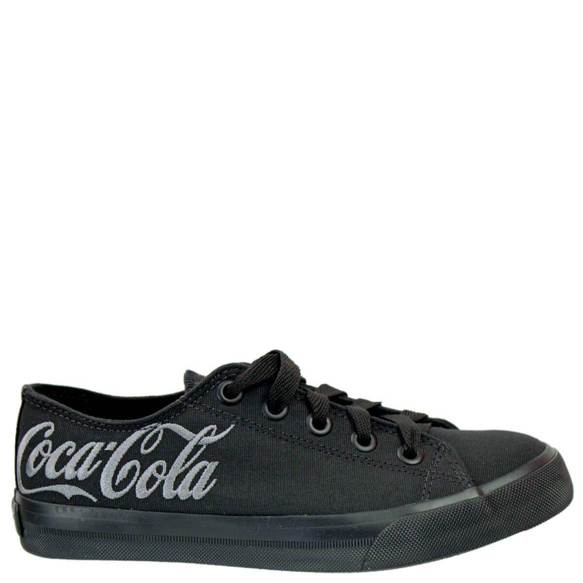 Bizz Store - Tênis Feminino Coca-Cola Basket b03d62fae01