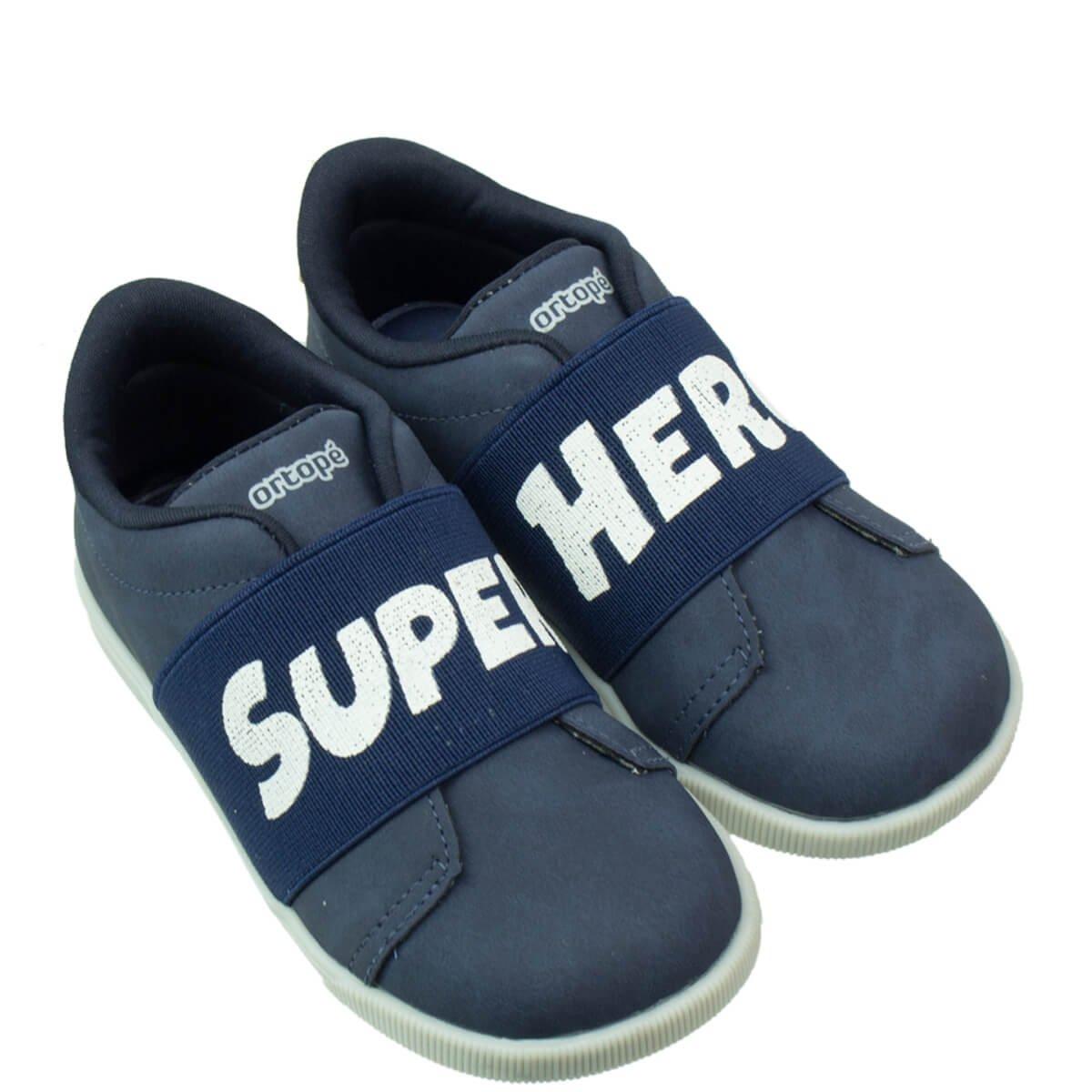 6cb931a86f8 Bizz Store - Tênis Infantil Menino Ortopé Casual Baby