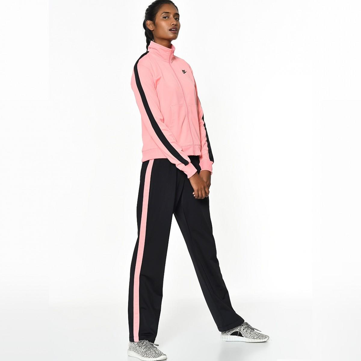Bizz Store - Agasalho Feminino Nike Suit Esportivo 75553228fb1