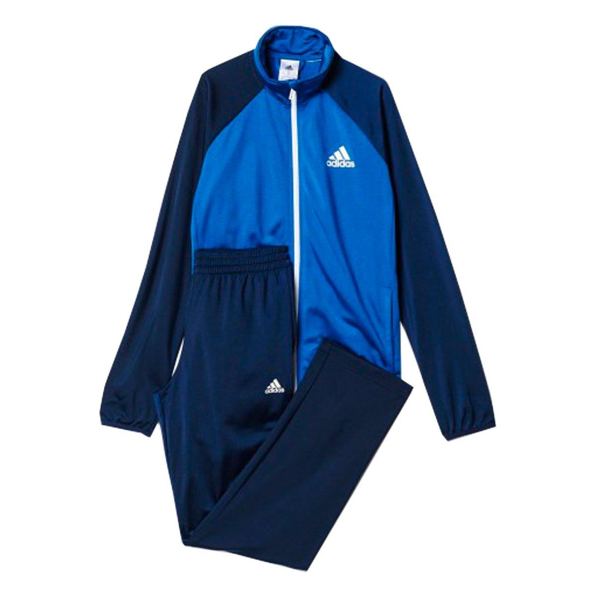 a54e0e4d7e Bizz Store - Agasalho Infantil Juvenil Adidas YB TS Entry Oh