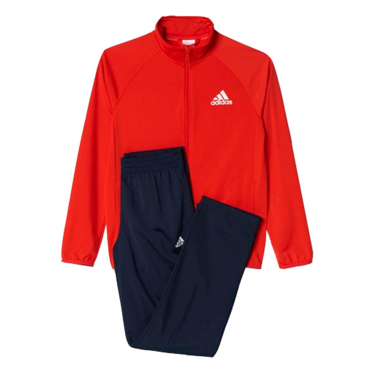 54086fad251 Bizz Store - Agasalho Infantil Menino Adidas YB TS Entry Open Hem