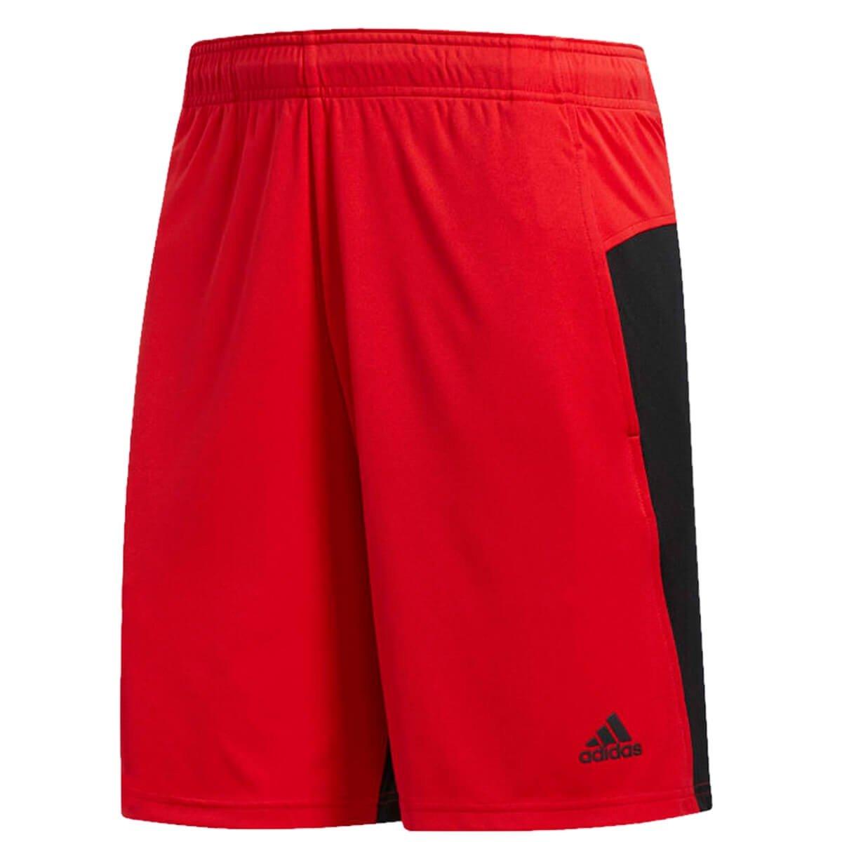 821f0ead1c Bizz Store - Bermuda Masculina Adidas Plain