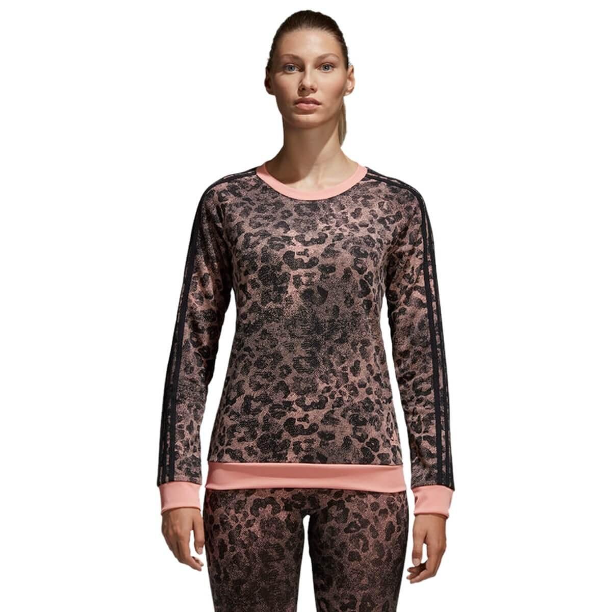 d0703a19410 Bizz Store - Blusa Moletom Feminina Adidas Essentials