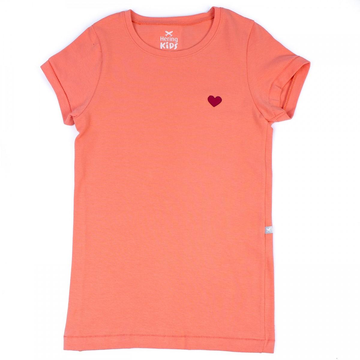 Bizz Store - Blusa Infantil Feminina Hering Kids Laranja fc3f8b3757b