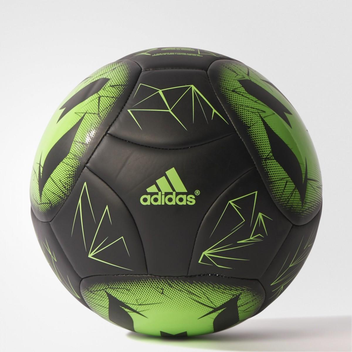 cfa9aec9a6 Bizz Store - Bola Futebol de Campo Adidas Messi Preto Verde