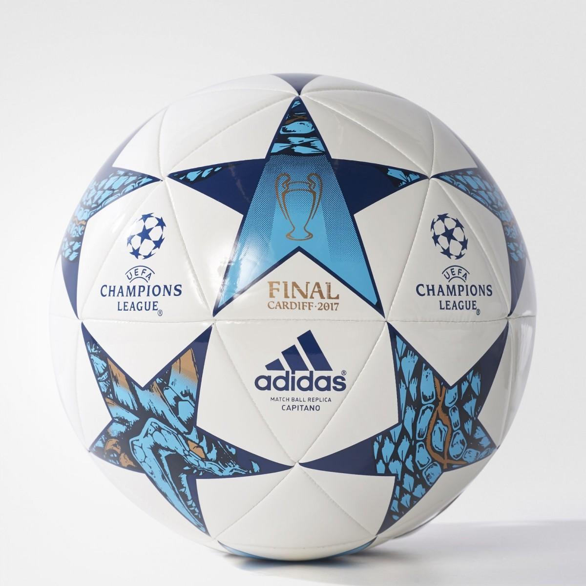 Bizz Store - Bola Futebol Adidas Final Champions League Capitano c48ba589b0c59