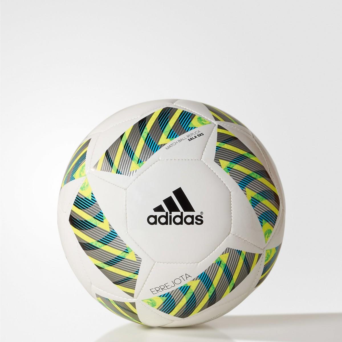Bizz Store - Bola de Futsal Adidas Fifa Sala 5x5 Errejota Branca b69f2fa779206