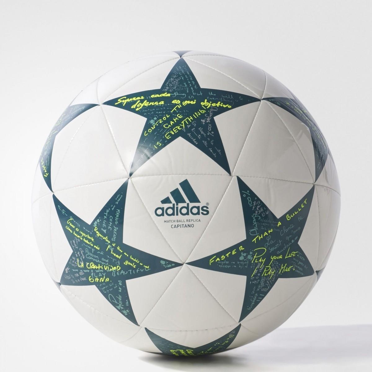 6ee934200153d Bizz Store - Bola Futebol de Campo Adidas Finale 16 Capitano