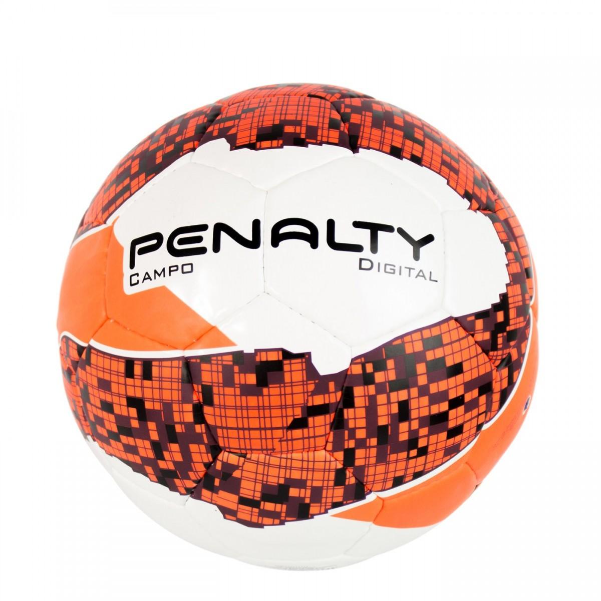 54b382960826b Bizz Store - Bola Futebol de Campo Penalty Digital C C Branca