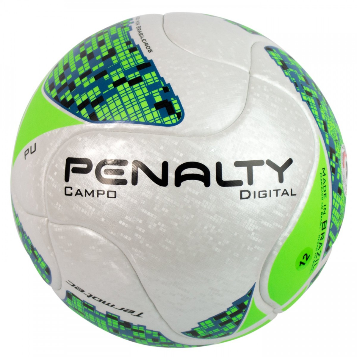 6126e967347b4 Bizz Store - Bola Futebol de Campo Penalty Digital Termotec