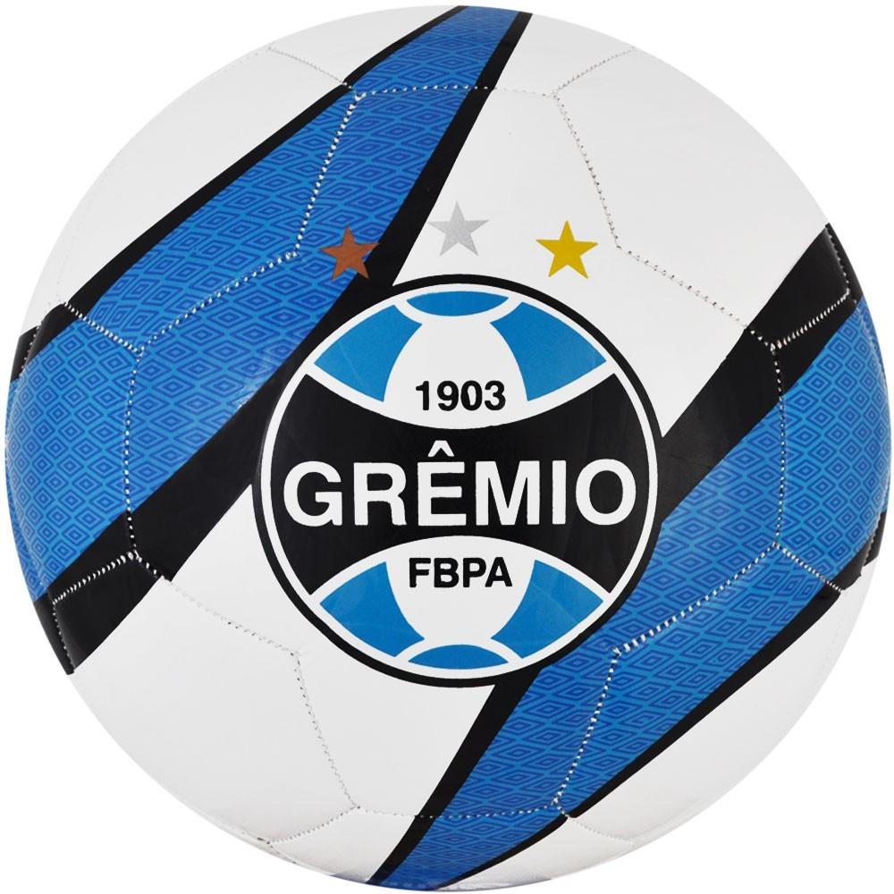 757064e46c29a Bizz Store - Bola Futebol de Campo Umbro Grêmio 2016 Branca