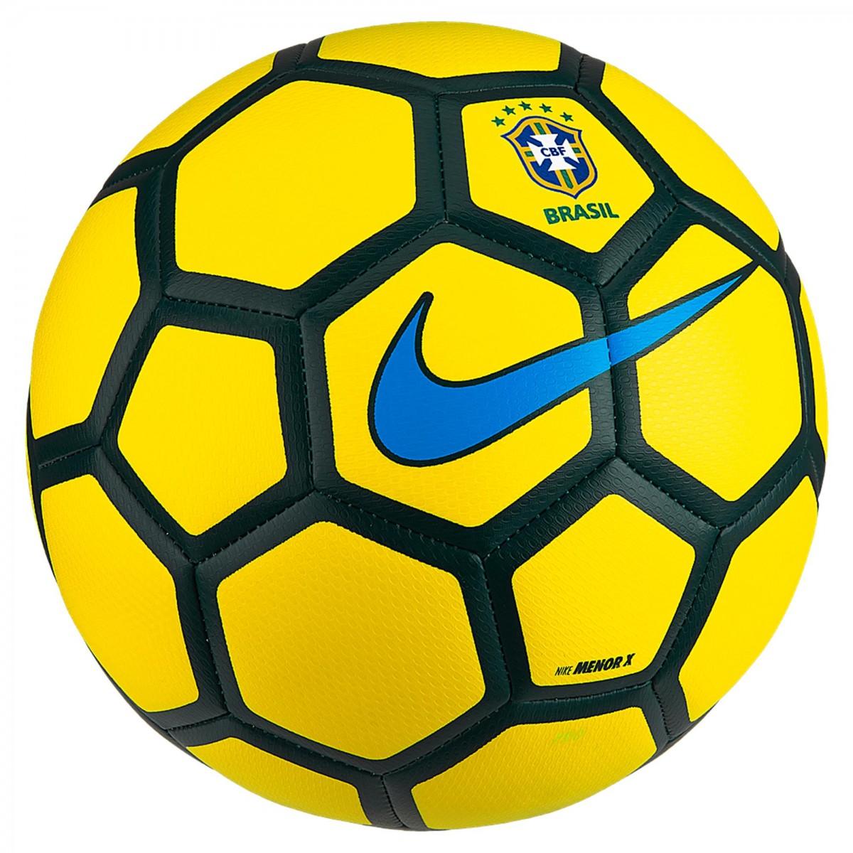 b832999de5f5d Bizz Store - Bola FootballX Menor CBF Futsal Nike Amarela