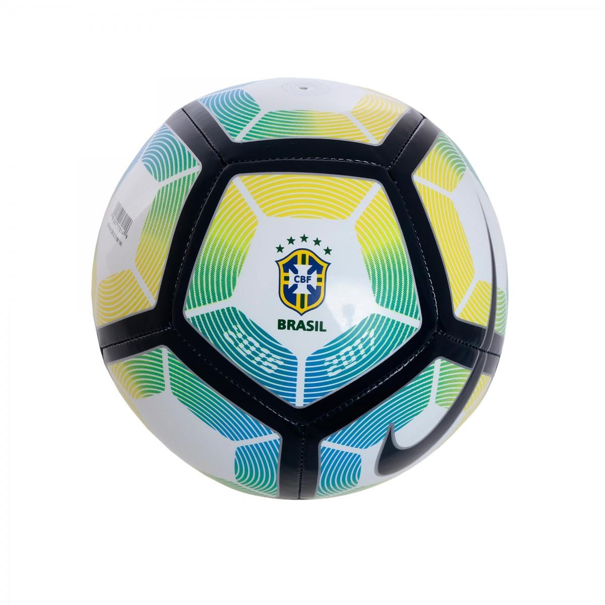 Bizz Store - Mini Bola Futebol De Campo Nike Skills CBF 0eeedd7ff761f