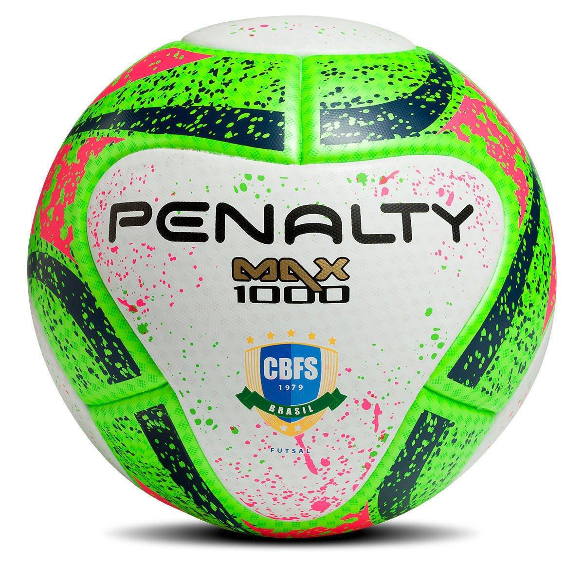 33d3b6fa5 Bizz Store - Bola Futsal Penalty Max 1000 VII Profissional