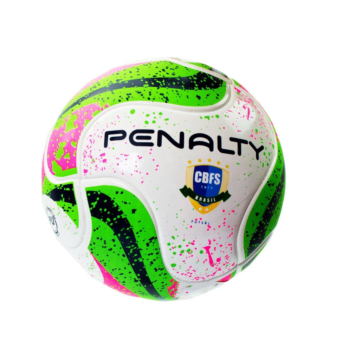 Bizz Store - Bola Futsal Penalty Max 500 Termotec PU 9befde9142a89