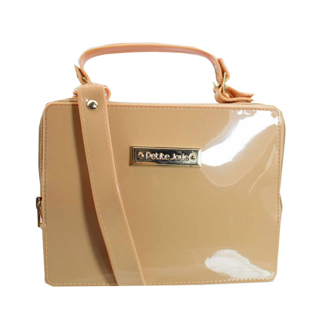 f20c72527 Bizz Store - Bolsa Feminina Petite Jolie Box Bag PVC Tiracolo