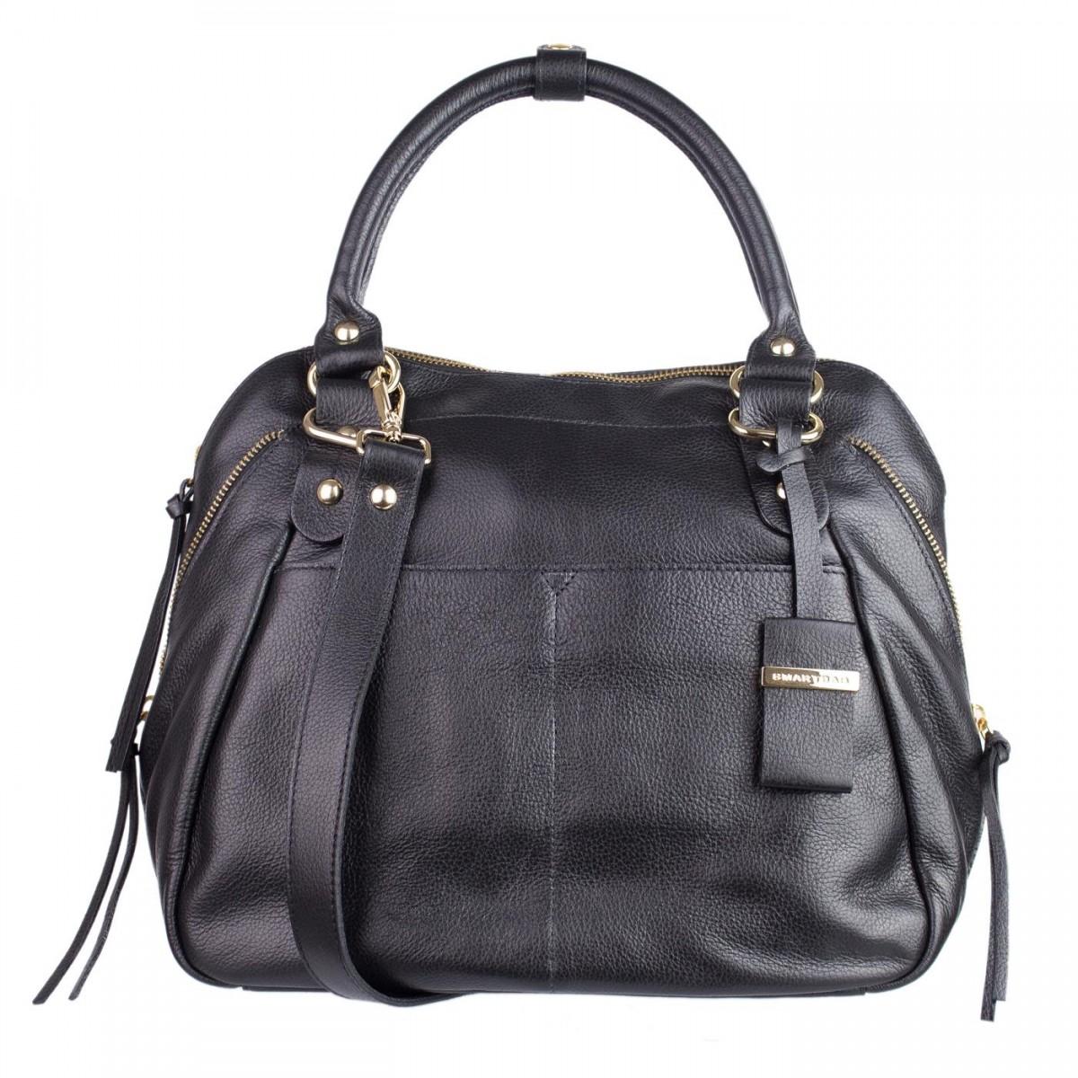 9a6840478 Bizz Store - Bolsa Feminina Smartbag Casual Couro 70035