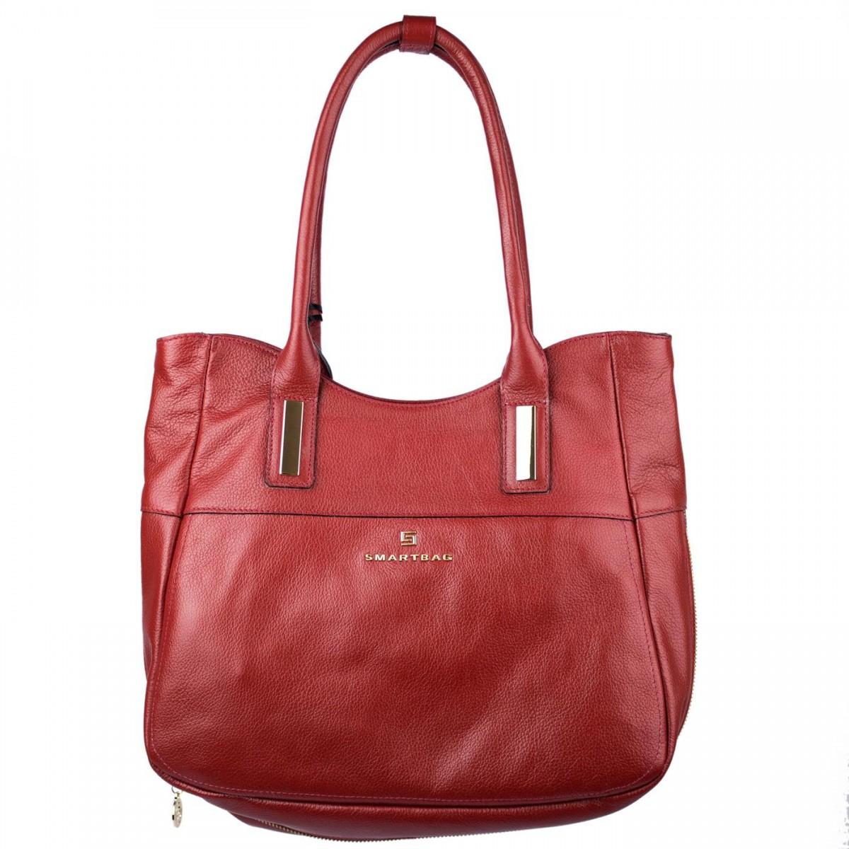 39be83f51 Bizz Store - Bolsa Feminina Smartbag Casual Couro 70039