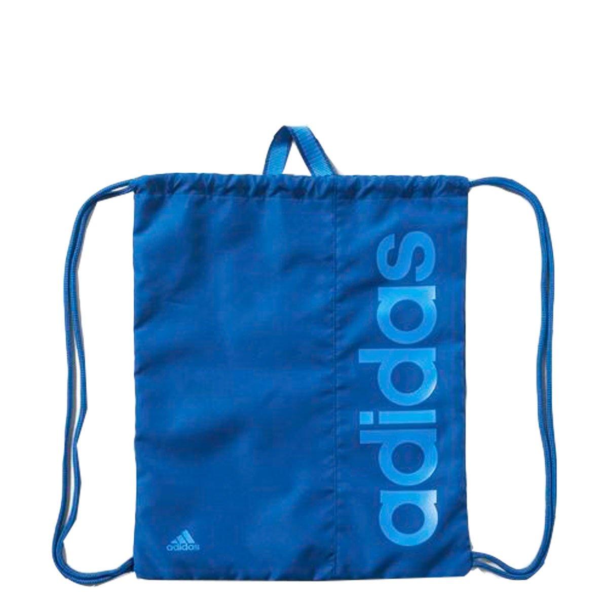 39a2172027538f Bizz Store - Bolsa Esportiva Adidas Ess Linear Unissex Gymbag
