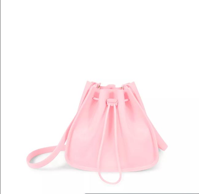 cde34a437 Bizz Store - Bolsa Saco Feminina Petite Jolie Mellow PVC