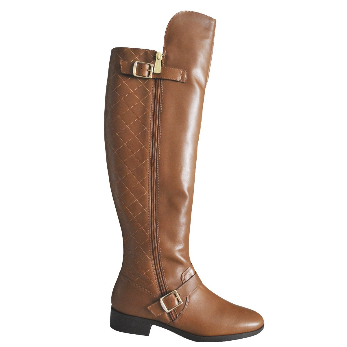 102d25d4348 Bizz Store - Bota Montaria Feminina Couro Bottero Over The Knee