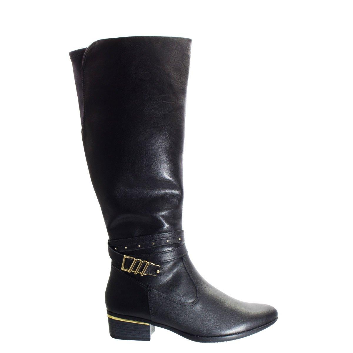 Bizz Store - Bota Montaria Feminina Comfortflex 0d96b7a256