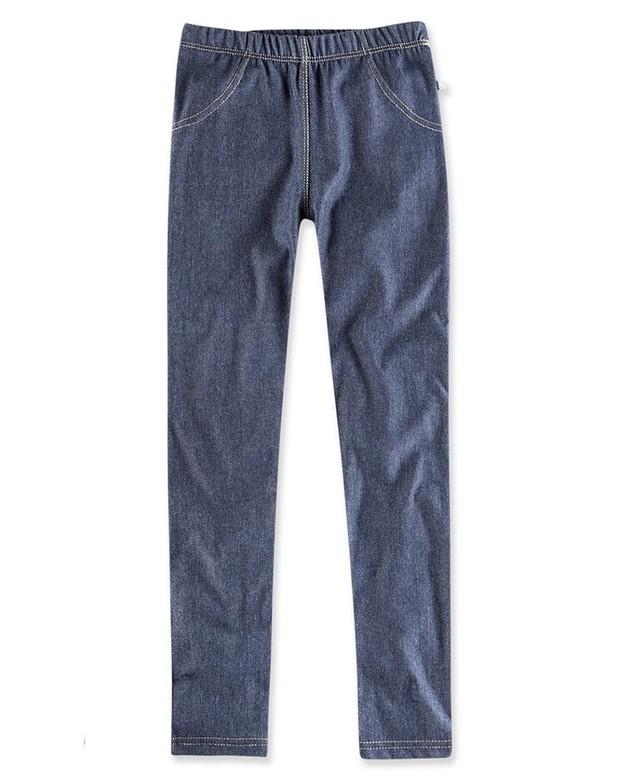b6e8f3296 Bizz Store - Calça Legging Jeans Infantil Feminina Hering Kids