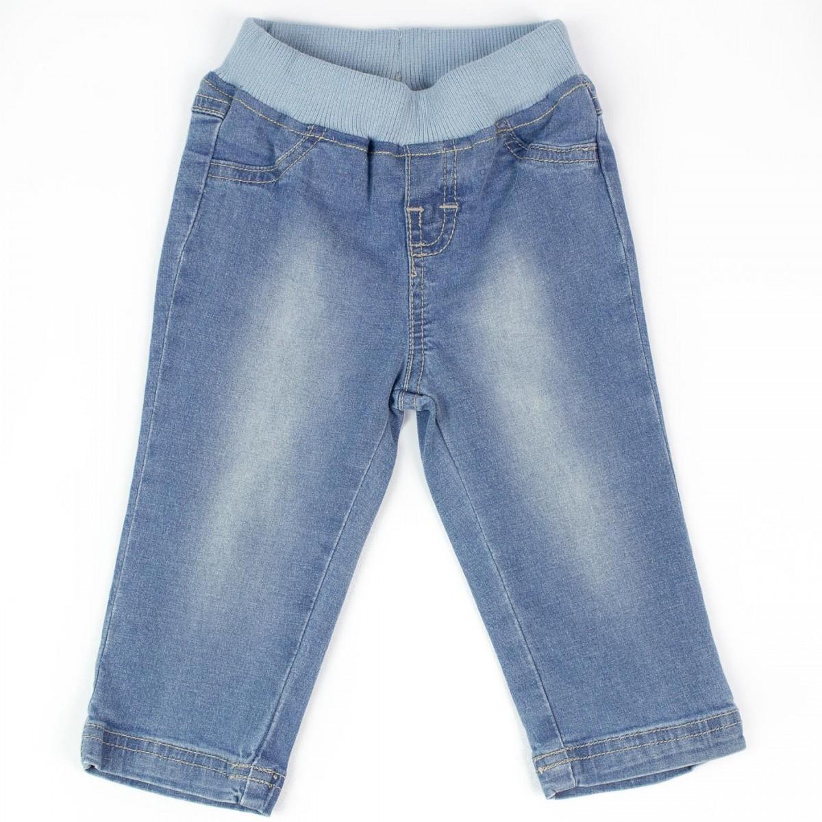 555558785 Bizz Store - Calça Jeans Infantil Masculina Hering Kids Azul