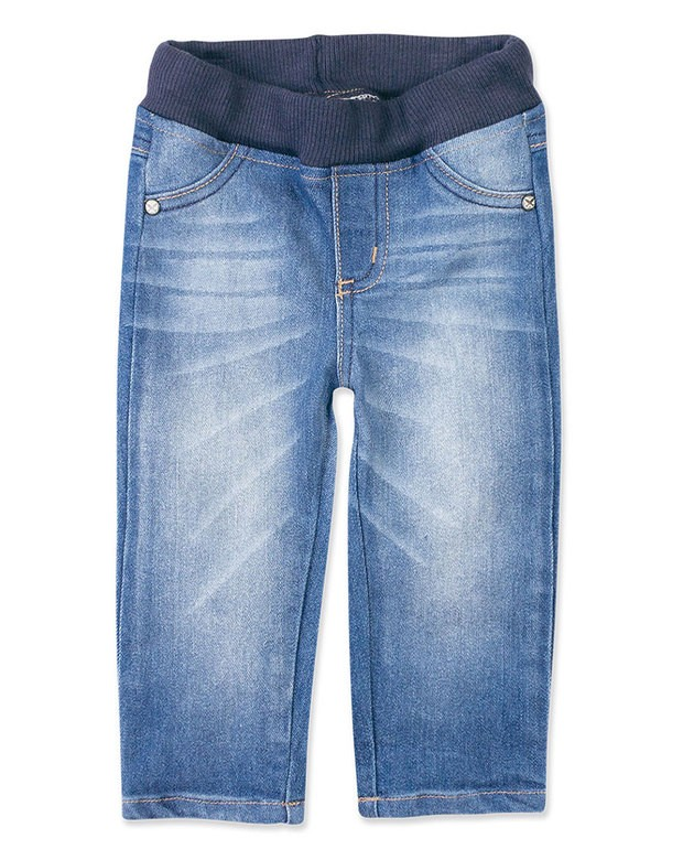 8034c0a3b Bizz Store - Calça Jeans Bebê Menino Hering Kids Com Elástico