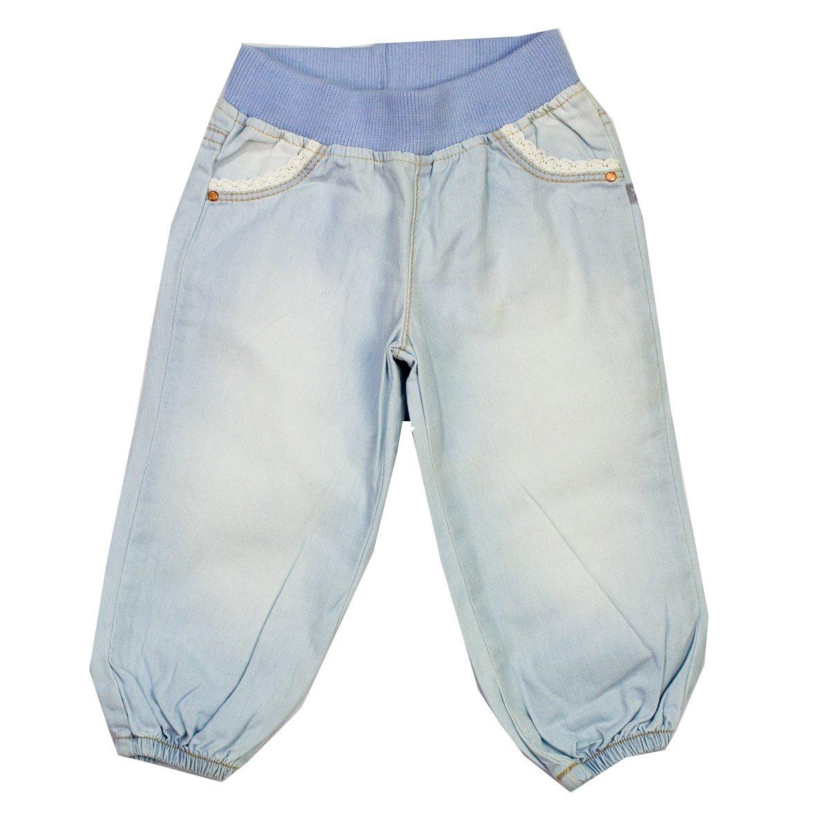 78cde5768 Bizz Store - Calça Jeans Com Punho Bebê Menina Hering Kids