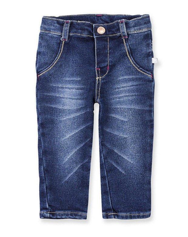 ee1a5658a Bizz Store - Calça Jeans Bebê Menina Hering Kids