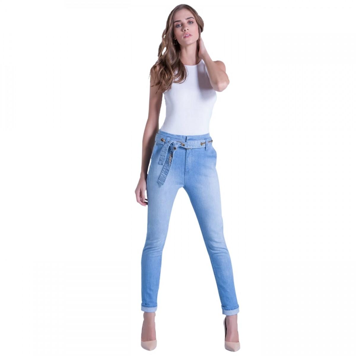 Imagem - Calça Jeans Ana Hickmann Clochard Low 21096 - 053284 89ac64dc82