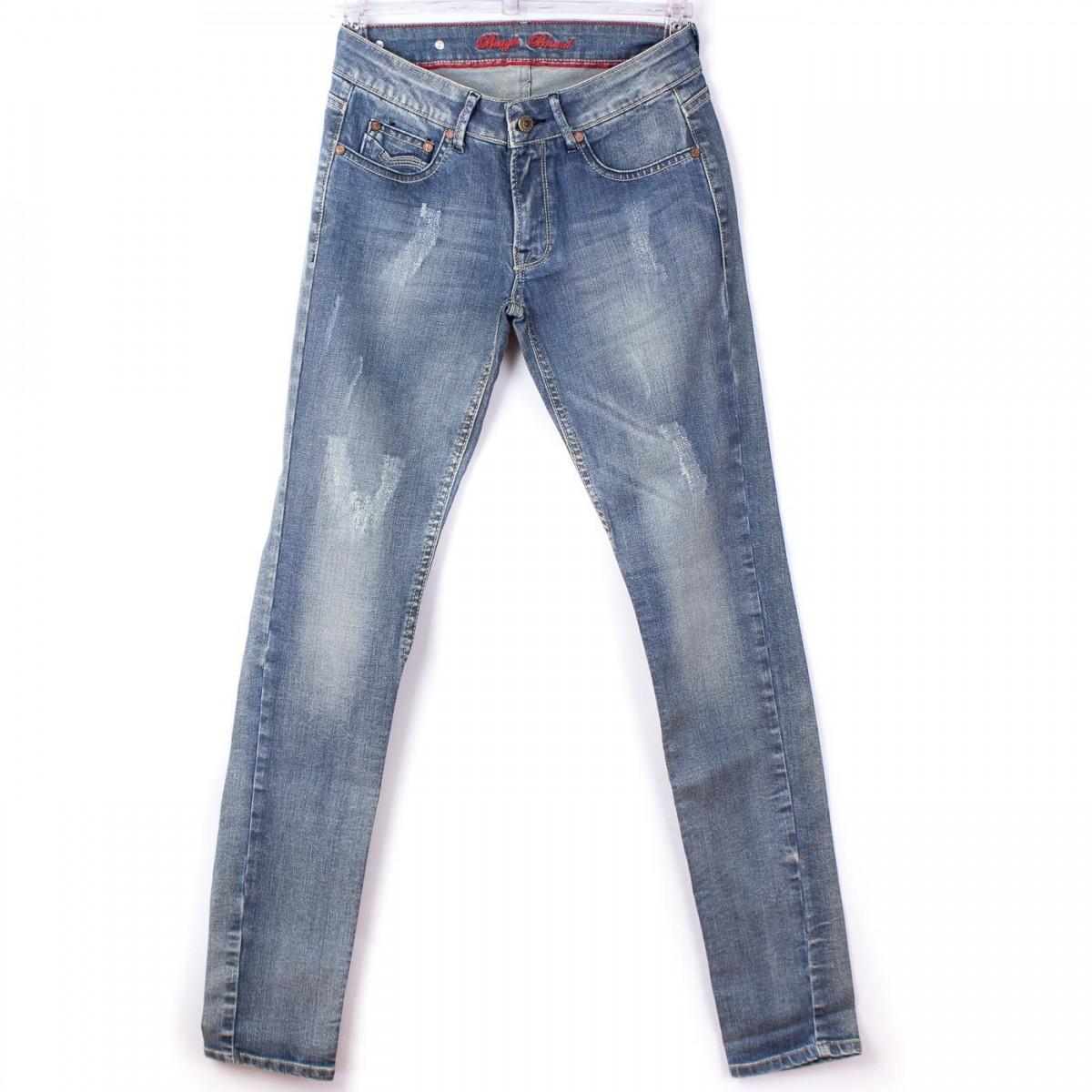6e0812a38 Imagem - Calça Jeans Beagle Feminina 026911 - 026948
