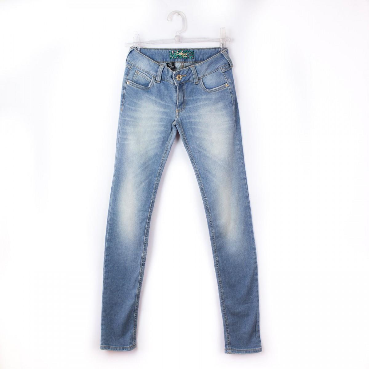 9666a2829 Bizz Store - Calça Jeans Colcci Fun Infanto Juvenil Feminina