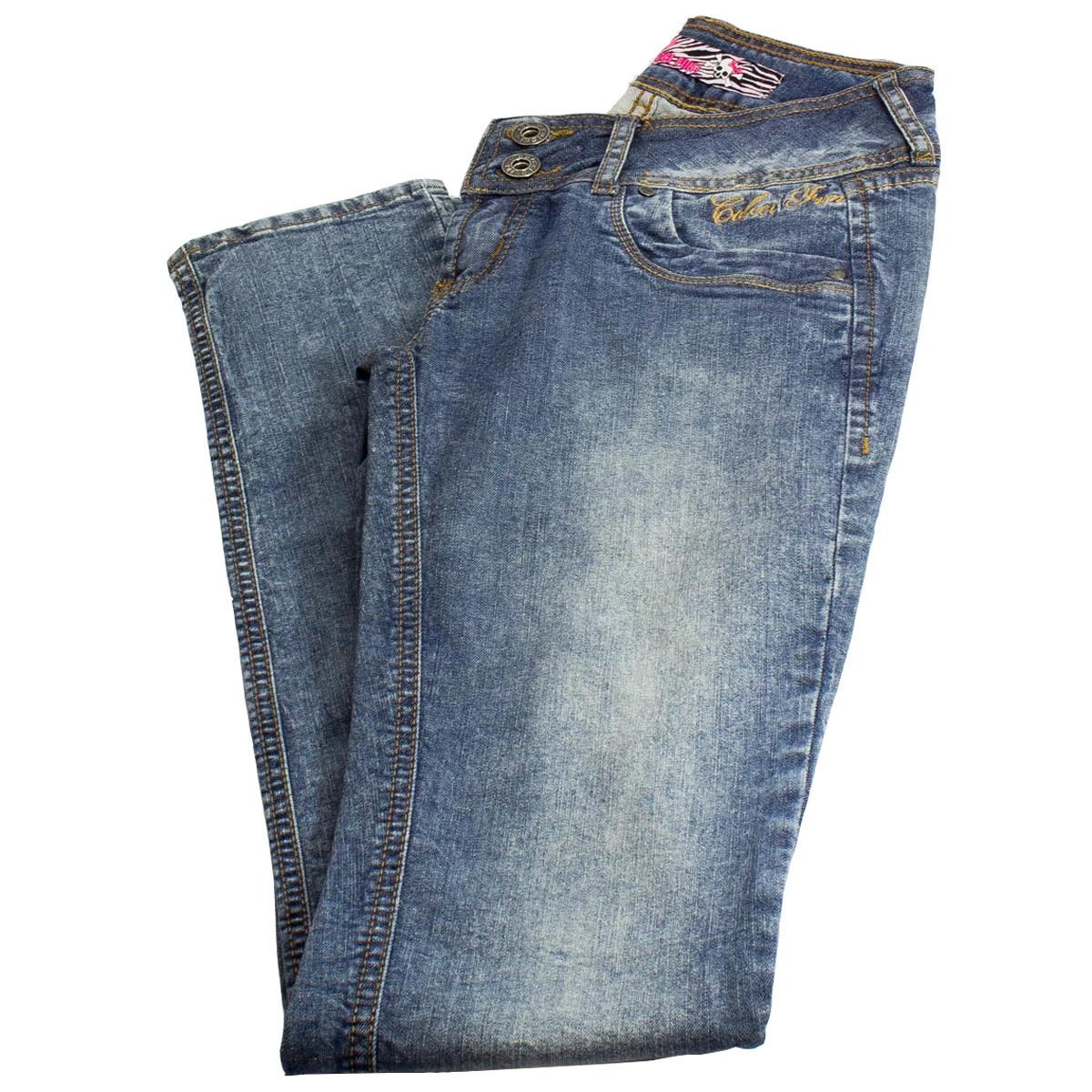 2cd858223 Bizz Store - Calça Jeans Infantil Menina Colcci Fun Indigo