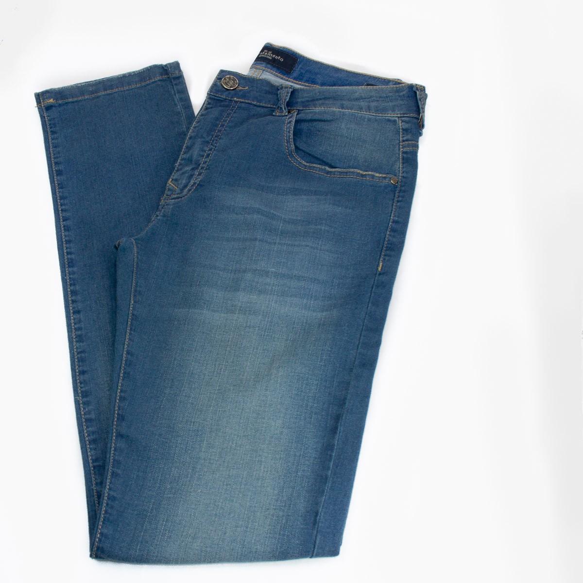 093cde391 Bizz Store - Calça Jeans Masculina Acostamento Skinny