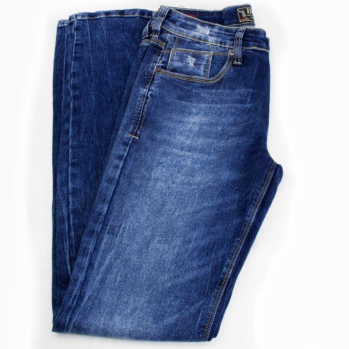 344abc3e9 Imagem - Calça Jeans Masculina Beagle 033407 - 043582