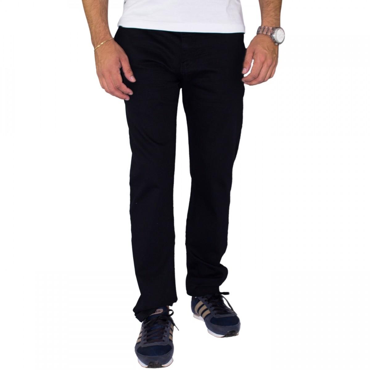 b512426c7 Bizz Store - Calça Jeans Masculina Ellus Second Floor Preta