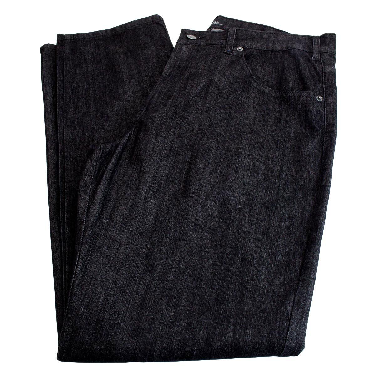 Bizz Store - Calça Jeans Masculina Pierre Cardin New Fit Elastano b5f23b36e26