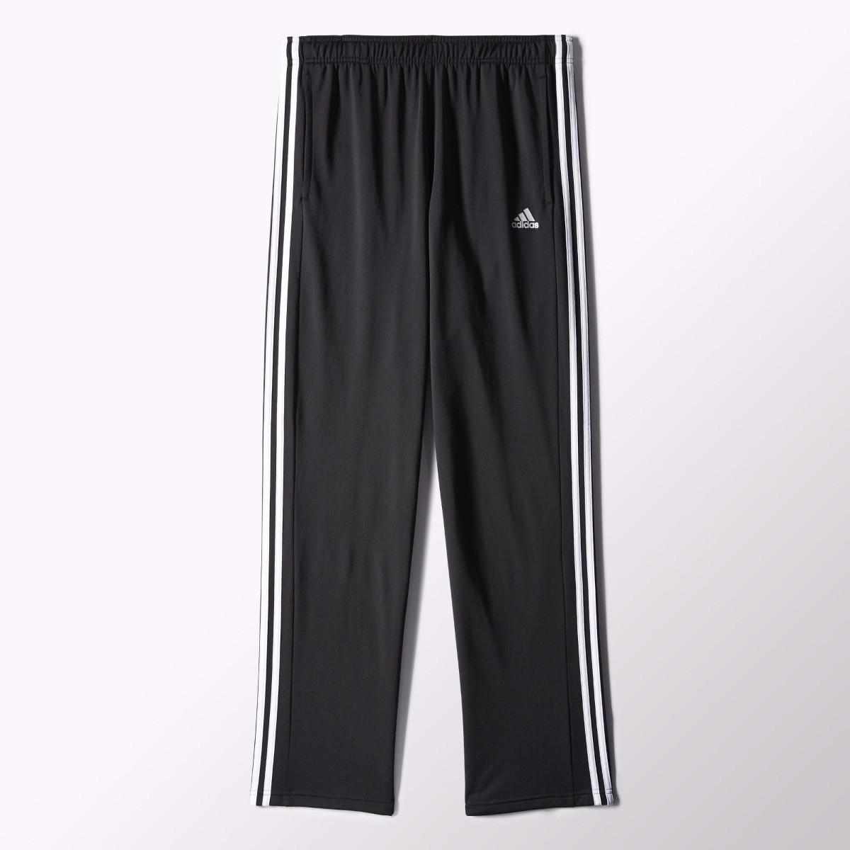 a992fd4be6 Bizz Store - Calça Masculina Adidas M KI 3S Esportiva Preta