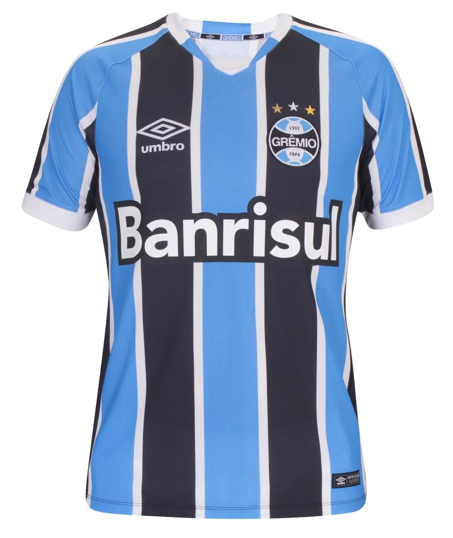 afe22376ae Bizz Store - Camisa Oficial Grêmio Umbro 644562 of 1 2016 Nº 10