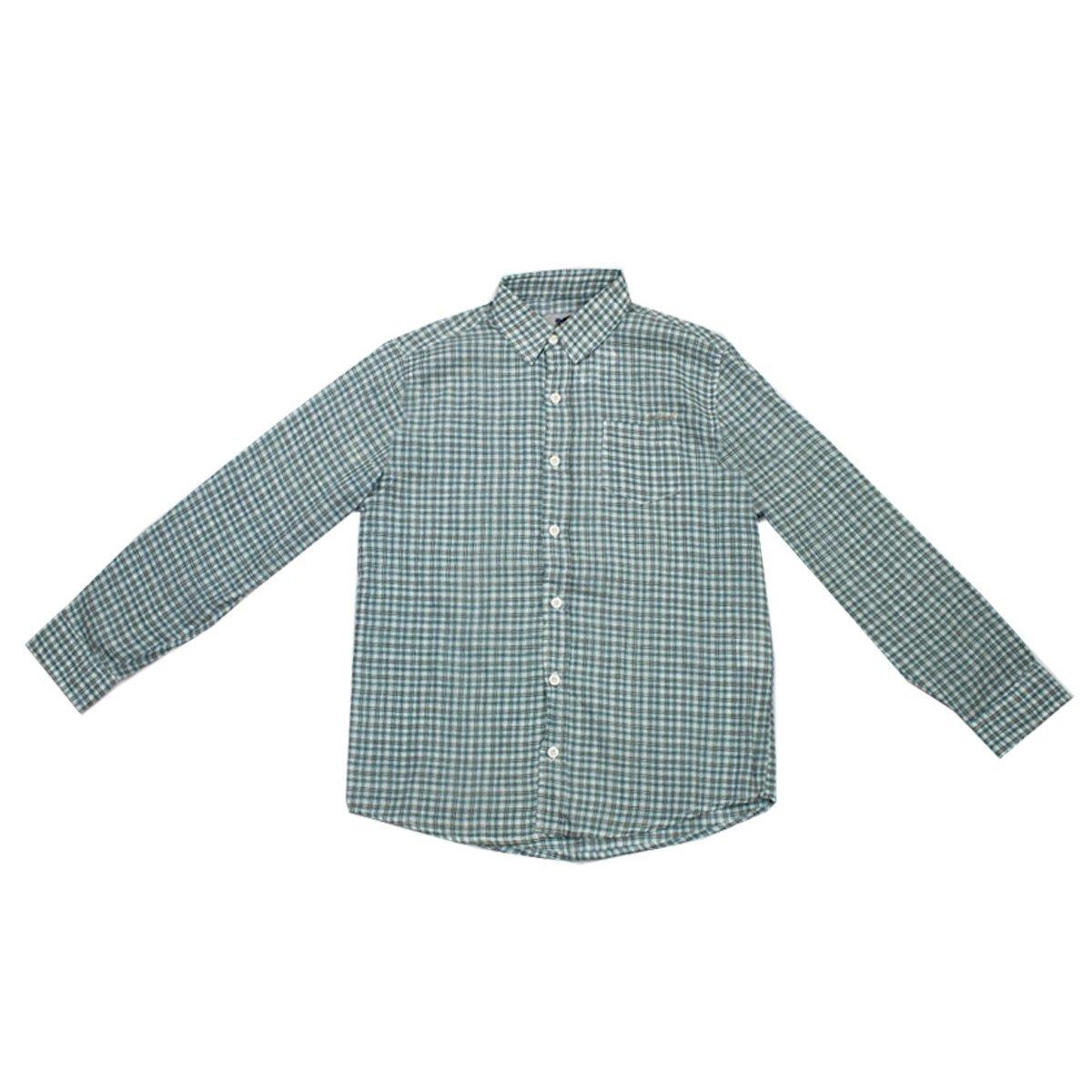 1d3ced478 Bizz Store - Camisa Xadrez Infantil Menino Colcci Fun